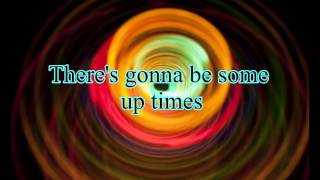 1 Girl Nation - While We're Young (Lyrics Video)