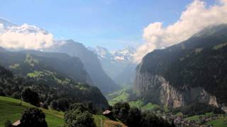 Scenery Video Ecards, Greentravellers Grand Tour of Switzerland in..