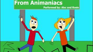 Alec and Rosie - A Quake! A Quake! (Animaniacs Cover)