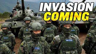 China's Taiwan INVASION Getting Closer thumbnail