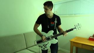 Angels & Airwaves - Paralyzed (Guitar Cover)