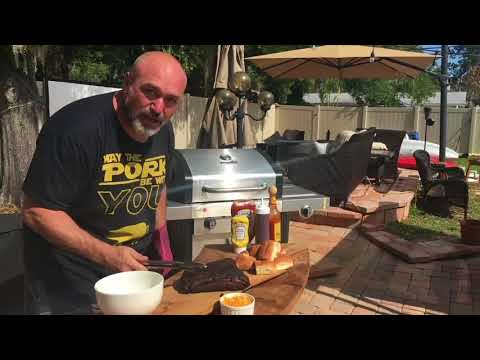 Get Ready for Labor Day Party with Marc's on the Grill - Brisket, Pulled Pork and Chili