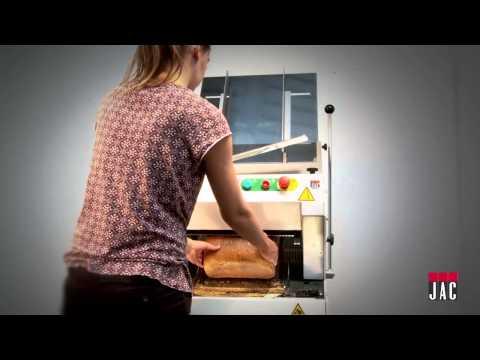 video 1, Trancheuse à pain de mie CHUTE 450