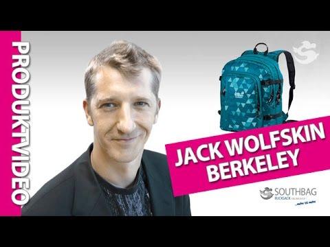 eef0b591582db ᐅᐅ Jack Wolfskin Berkeley Tests + Produkt-   Preisvergleich + Top ...
