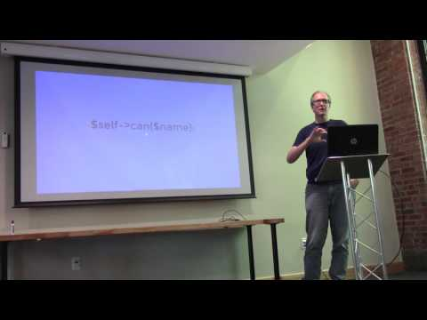 GLOSSY ThunderTalks 2015 10 10 - What I Learned From perlbrew - YouTube