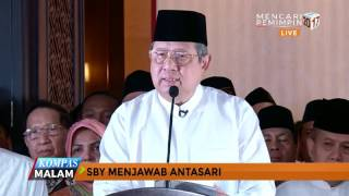 Video Pernyataan Lengkap SBY Bantah Tudingan Antasari Azhar MP3, 3GP, MP4, WEBM, AVI, FLV Agustus 2019