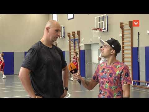 Как тренируются ленинградские баскетболисты