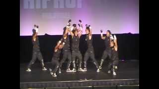 Pinoy hiphop [ World supremacy battlegrounds 2012 ] [ Opens division ]
