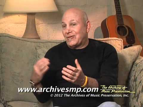 Tim Hauser (Manhattan Transfer) interview excerpt