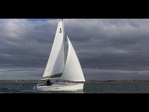 Beneteau First 24 video
