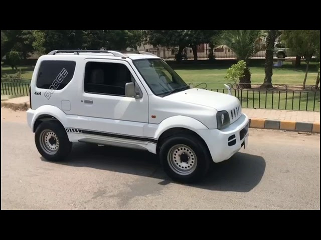 Suzuki Jimny JLDX 2008 for Sale in Multan