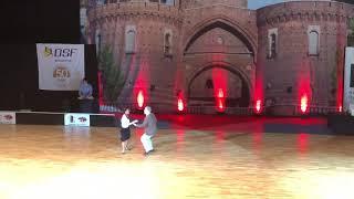 Helsingborg Nordic Championships 2018 Boogie Woogie Main Class ANDRÉN Nils   LOCATELLI Bianca V