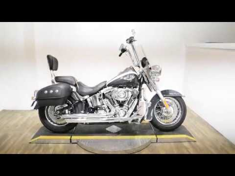 2008 Harley-Davidson Softail® Deluxe in Wauconda, Illinois - Video 1