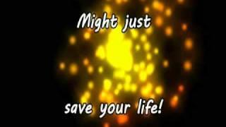 Brandon Heath Might Just Save Your Life lyrics