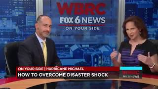 After Michael: The Shock of a Natural Disaster
