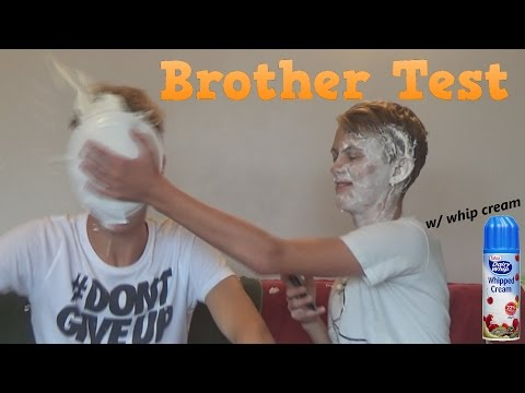 BROTHER TEST