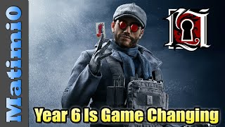 Year 6 is Changing Everything - Flores Revealed - Rainbow Six Siege