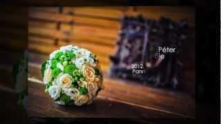 preview picture of video 'Katalin & Péter esküvője Pannonhalmán'