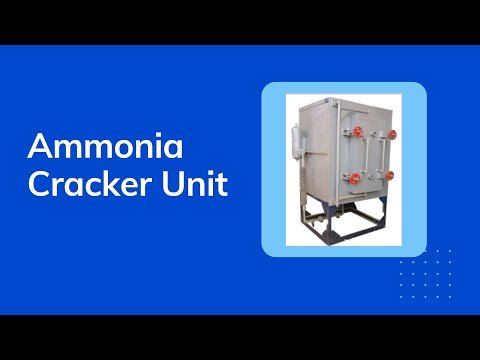 Automatic Ammonia Crackers
