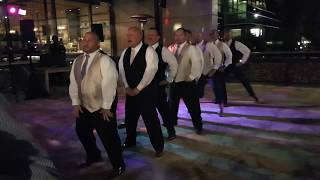 Best Gay Bear Groomsmen Dance   JT Can