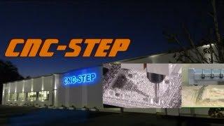 Imagefilm CNC-STEP Maschinenbau | Fräsmaschinen Graviermaschinen Plasmaschneidmaschinen