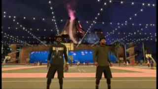 BREAKING ANKLES AND TAKING NAMES | NBA 2K17 MyPark