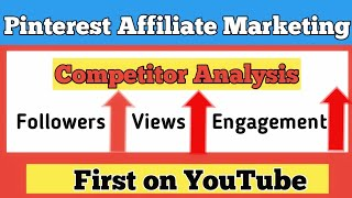 How to do Competitor Analysis in Pinterest