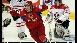 Смотреть онлайн Клип про хоккей Алисы «Небо славян»