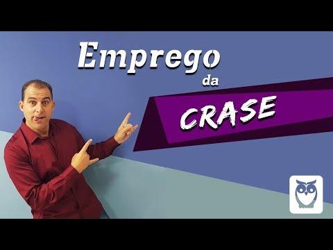 Português Décio Terror - Crase