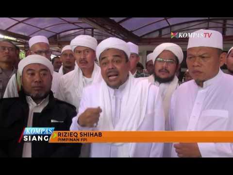 Rizieq Shihab Akan Laporkan Balik Sukmawati Soekarnoputri