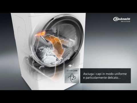 Bauknecht 3D AirCare per asciugatrice