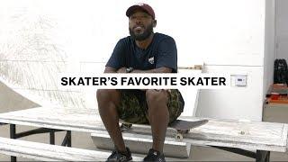 Skater's Favorite Skater: Marquise Henry
