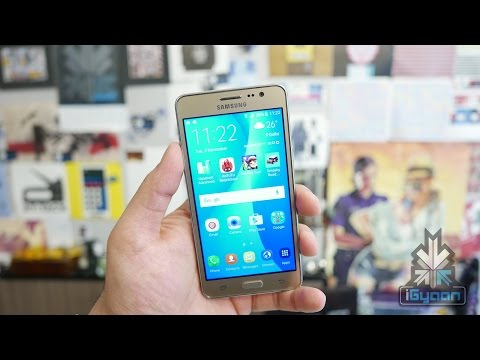 Samsung Galaxy On5 Unboxing and Hands On - iGyaan 4k