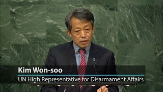 Nuclear disarmament: UN underscores urgent need for breakthrough
