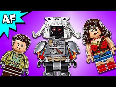 Vidéo LEGO DC Comics 76075 : La bataille de Wonder Woman