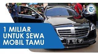 Negara Rogoh Kocek Rp1 Miliar untuk Mobil Tamu Negara saat Pelantikan Jokowi-Ma'ruf Amin