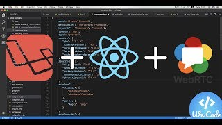 Create a video Chat Application with Laravel & ReactJS (based on WebRTC) - E01