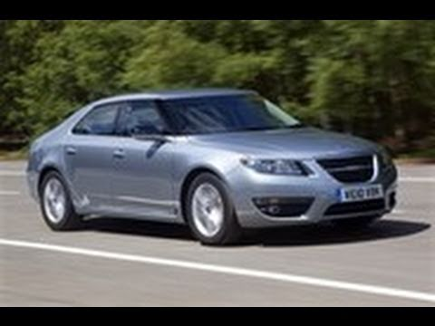 Saab 9-5 - 90sec review by autocar.co.uk