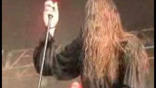 Dark Funeral - an apprentice of satan - live wacken open air 2003