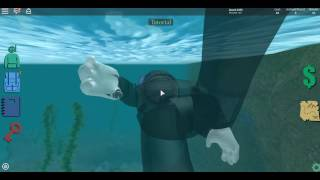 ROBLOX Scuba Diving at Quill Lake Celtic Necklace Quest