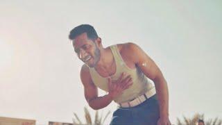 زلزال يعرف نفسه لحسام وردة في موقف الميكروباص / مسلسل زلزال - محمد رمضان