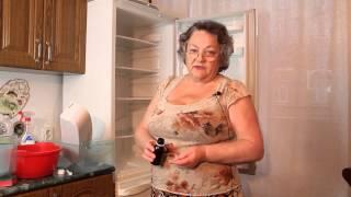 Смотреть онлайн Как устранить неприятный запах в холодильнике