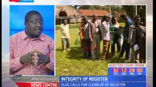 Credibility of the voter register : ELOG calls for clean up of the register