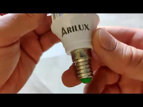 Banggood ARILUX® E27 E14 B22 12W 18W 25W 30W LED Corn Light Bulb AC85-265V