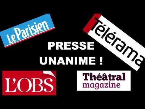 Comédiens ! (teaser 2019, théâtre de la Huchette)