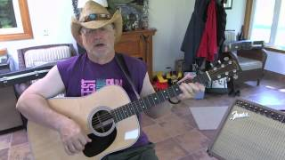 1246 -  Would You Catch A Falling Star -  John Anderson cover with lyrics and chords