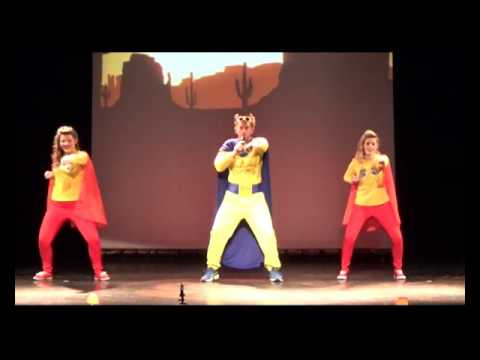 "Tom Lehel ""Super Helden Dance""-Show Trailer"