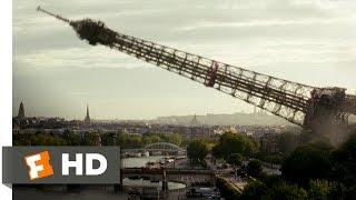 G.I. Joe: The Rise Of Cobra (6/10) Movie CLIP - The Eiffel Tower Falls (2009) HD