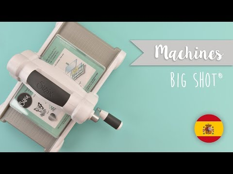 How to Use the Big Shot Machine - Sizzix