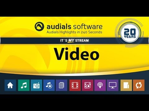 Audials 2019 in 240 Seconds - Video